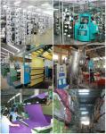 Công ty sản xuất VẢI THUN Cotton, CVC,