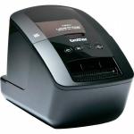 Hãng Brother giới thiệu máy in nhãn không dây QL-720NW hỗ trợ in ấn từ điện thoại di động, máy tính bảng
