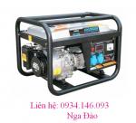 Máy phát điện Hyundai HY3100L khởi động giật - Chạy xăng