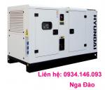 Máy phát điện chạy dầu Hyndai DHY9KSEm - 8Kw