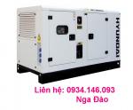 Máy phát điện chạy dầu Hyndai  DHY28KSEm - 25Kw