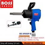 Súng vặn bulong 3/4inch BOSS BS-3900P-8