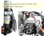 motor cửa cuốn Đài Loan FV 400kg