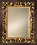 Khung gương bằng đồng đúc / nhôm đúc