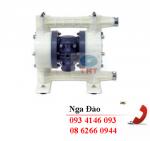 Bơm màng khí nén Yamada NDP-10 - Phân phối độc quyền Bơm màng khí nén