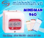 Máy chấm  công Mindman M960 - giá