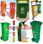 Thùng rác, pallet nhựa, thùng nhựa, xe nâng-