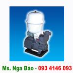 Máy bơm bánh răng tăng áp đầu gang HCA225-1.37 26T 1/2HP Rờ le nhiệt