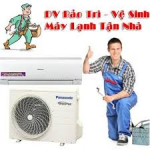 Dịch vụ sửa chữa máy lạnh bảo trì
