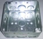 Hộp sắt vuông/ Square steel box 102x102x54x1.5t