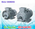 Motor kéo, motor Siemens chính hãng, giá rẻ