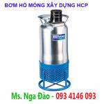 Bơm HCP, Bơm hố móng xây dựng HCP 100AGN25.5