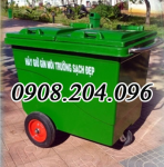 Thùng rác nhựa siêu khuyến mãi tháng 7