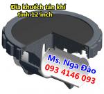 Đĩa phân phối khi tinh 12 inch EDI nhập khẩu USA