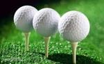 bóng golf nổi 2 lớp