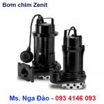 Bơm chìm nước thải có phao Zenit DRE 100/2/G50V  (H-P)