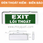 Đèn exit Kentom KT-610