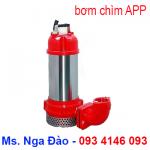 Bơm chìm nước sạch APP KSH-10