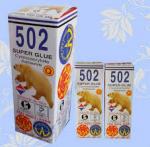 Keo dán gỗ502 100gram (gấu)