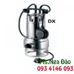 Bơm chìm nước thải Pentax DX 80 G