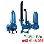 Bơm nước thải công nghiệp Pentax DMT 750-4