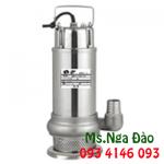 Bơm chìm cao áp nước sạch giếng nhật QDX 6-14/0.75