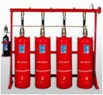 Hệ thống chữa cháy FM200 hiệu MASTECO