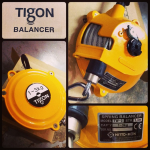 Pa lang Tigon (Spring Balancer) TW-40