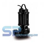 Bơm chìm hút nước thải ZENIT DRN 200/4/100 1.5kW
