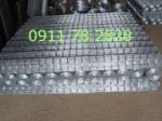 Lưới kẽm bọc lót bông thủy tinh,sản phẩm.