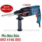Máy khoan búa Bosch GBH 2-23RE dùng mũi SDS +