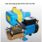 Máy bơm tăng áp đầu INOX APP LSJ - 05E 1/2HP