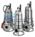 Bơm chìm nước bùn chất thải EBARA DW VOX M 100 A 1HP