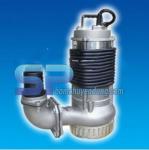 Bơm chìm hút bùn inox SSF280-12.2 26 3HP