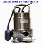 Bơm chìm hút bùn inox SGS 400 0.5HP