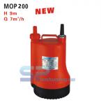 Máy bơm chìm hút nước thải Mastra MOP-200 0.3HP