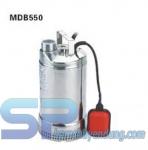 Máy bơm chìm hút nước thải Mastra MDB-550 3/4HP