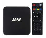 Android tivi box M8S thiết bị biến TV thường thành Smart TV