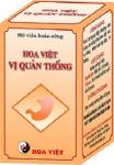 Thuốc chữa đau dạ dày Hoa Việt vị quản thống