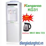 Cây nước nóng lạnh Kangaroo KG31, khuyến mãi hot tháng 10