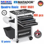 Tủ đồ nghề cao cấp QUADRO Basic - 8162 9501
