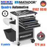 Tủ đồ nghề cao cấp QUADRO Automotive - 8162 9510