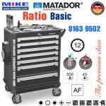 Tủ đồ nghề cao cấp 7 ngăn RATIO Basic - 8163 9502