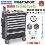 Tủ đồ nghề cao cấp 7 ngăn RATIO Automotive XL - 8163 9525