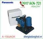 Máy bơm nước tăng áp tự động Panasonic A-130JACK