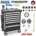 Tủ đồ nghề cao cấp 7 ngăn RATIO Truck - 8163 9532