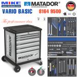 Tủ đồ nghề cao cấp 6 ngăn VARIO Basic - 8164 9500