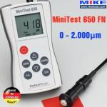 Máy đo độ dày lớp phủ MiniTest 650FN