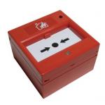 Nút ấn báo cháy địa chỉ bằng tay loại mặt kính