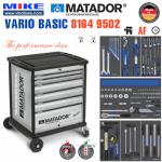 Tủ đồ nghề cao cấp 6 ngăn VARIO Basic - 8164 9502